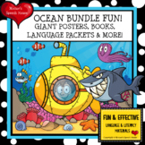 OCEAN SHARK OCTOPUS BUNDLE  Early Reader