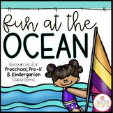 OCEAN UNIT FOR PRESCHOOL, PRE-K AND KINDERGARTEN