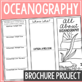 OCEANOGRAPHY: Earth Science Research Brochure Template Project