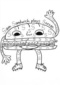 Alphabet Appetite Fun Pages