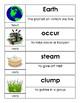 OCR Unit 3 Vocabulary Cards