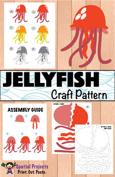 All About Jellyfish Nonfiction Unit