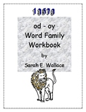 OD-OY WORD FAMILY ACTIVITIES