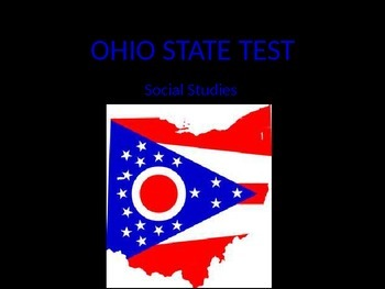 ODE Ohio 10th Grade U.S. History Review for State Test 159 Slides Power Point