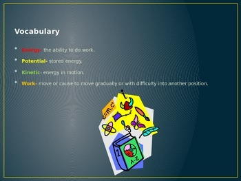 OERB's Energy-It's in the Bag (cycle 1)