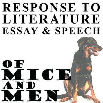 Health Education Essay Of Mice And Men Essay Prompts  Grading Rubrics Essay Of Newspaper also English Essay Outline Format Of Mice And Men Essay Prompts  Grading Rubrics By Created For Learning Science And Literature Essay