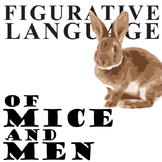 OF MICE AND MEN Figurative Language Analyzer (65 Quotes)