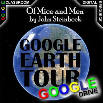 OF MICE AND MEN Google Earth Introduction Tour (Created for Digital)
