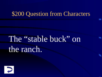 OF MICE AND MEN JEOPARDY-STYLE REVIEW GAME