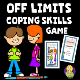 OFF LIMITS~ Coping Skills Game