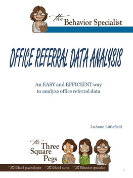 OFFICE REFERRAL DATA ANALYSIS: An EASY and EFFICIENT way to analyze data