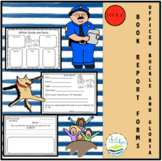 OFFICER BUCKLE AND GLORIA BOOK REPORT FORMS