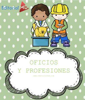 OFICIOS Y PROFESIONES PARA IMPRIMIR
