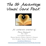 OG Advantage Virtual RED WORDS Card Pack Lists 2-3 for  DISTANCE LEARNING