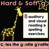 OG Hard and Soft G Activities (26 pages)