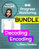 OG Orton-Gillingham Decoding/Encoding Assessment Bundle