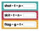 OG Phoneme manipulation and segmentation cards