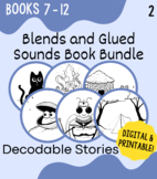 OG Unit 2 Decodable Book Bundle: Consonant Blends and Glued Sounds