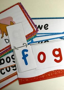 'OG WORD FAMILY' Phonics Lesson Package