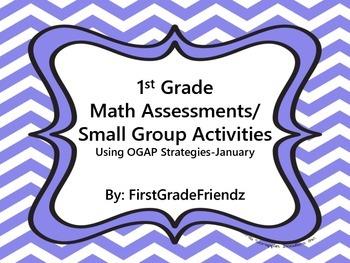 OGAP Math Strategies Tests and Homework