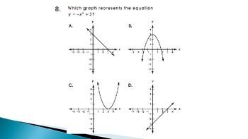 OGT Prep - Algebra Powerpoint