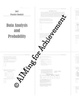OGT Prep - Probability Booklet
