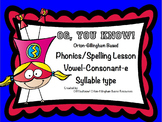 "Orton-Gillingham Based Lesson ""Magic e"" PROMETHEAN Flip Chart"