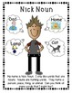 Grammar (Parts of Speech) Buddy Posters