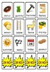 OH NO! Articulation Game Cards for Early Developing Sounds Medial Position Words