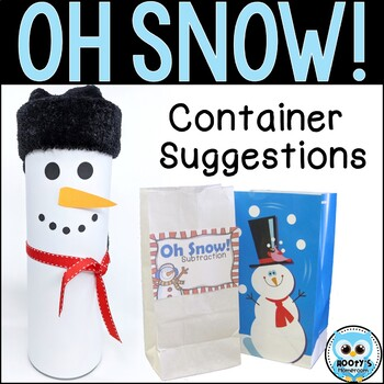 OH SNOW! Addition Game