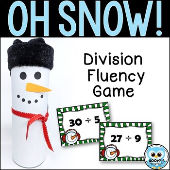 OH SNOW! Division Game