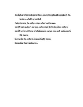 OHIO AIR TEST LANGUAGE ARTS UNIT GRADES 9 and 10
