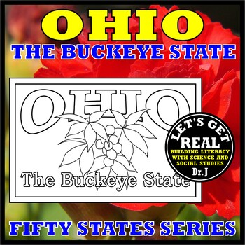 OHIO: The Buckeye State (Fifty States series)