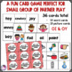 OI & OY Diphthong Memory Game