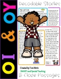 OI & OY Second Grade Decodable Stories Level 2 Unit 12 Int