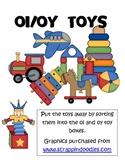 OI OY Toybox Sort