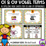 OI and OY Activity:  Spelling Scoot