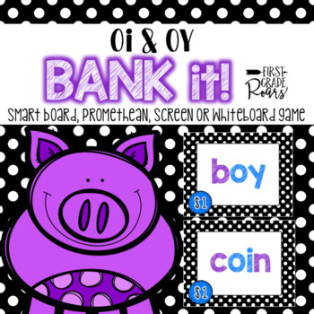 OI and OY  Bank It Projectable Games