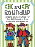 OI and OY Roundup {Sorts, Activities, & Centers}