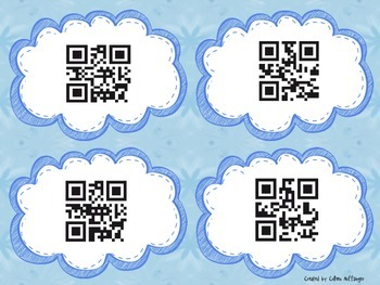OI/OY Word Sort with QR Codes- Guided Reading Levels H and Higher