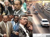 O.J. Simpson Cases, Compare Contrast Criminal v Civil Law