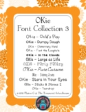 OKie Font Collection 3