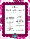 OKie Font Collection 2