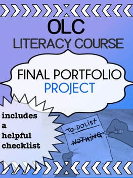 OLC Literacy Course - Final Portfolio