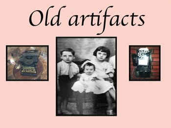 OLD ARTIFACTS FROM US AND SPAIN CLIP ART PHOTOGRAPHS