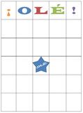 OLÉ Bingo Board