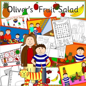 OLIVER'S FRUIT SALAD book study