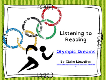 OLYMPIC GAMES - Comprehension - Links Sheena Cameron & Daily 5