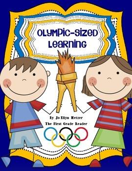 OLYMPIC SIZED LEARNING FUN!