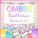 Bulletin Board OMBRE